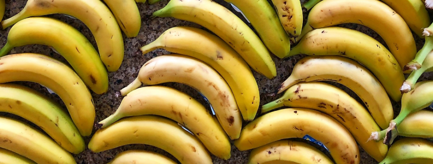 bananas with bruises